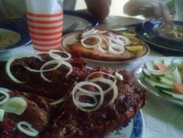 A nice meal