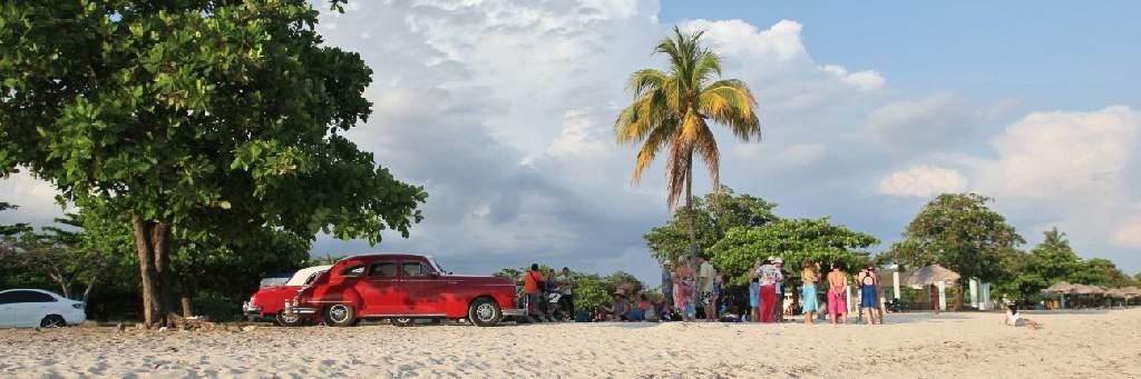 Cuba Sand and Sun