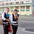 Mariachis in Malecon